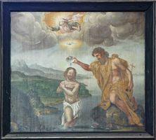 Matthäus 3 13-17