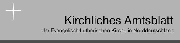 Nordkirche Amtsblatt