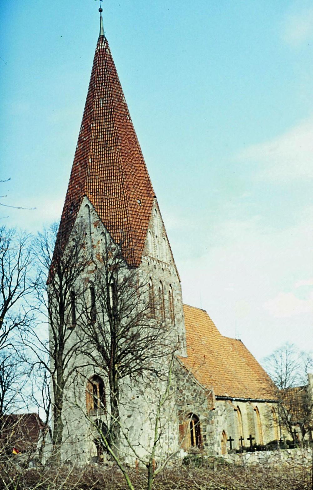Kirche Lichtenhagen Dorf