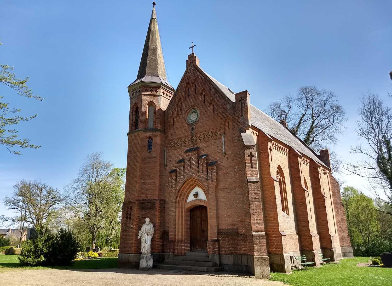 Neuenkirchen - Kirchenregion Boizenburg-Wittenburg