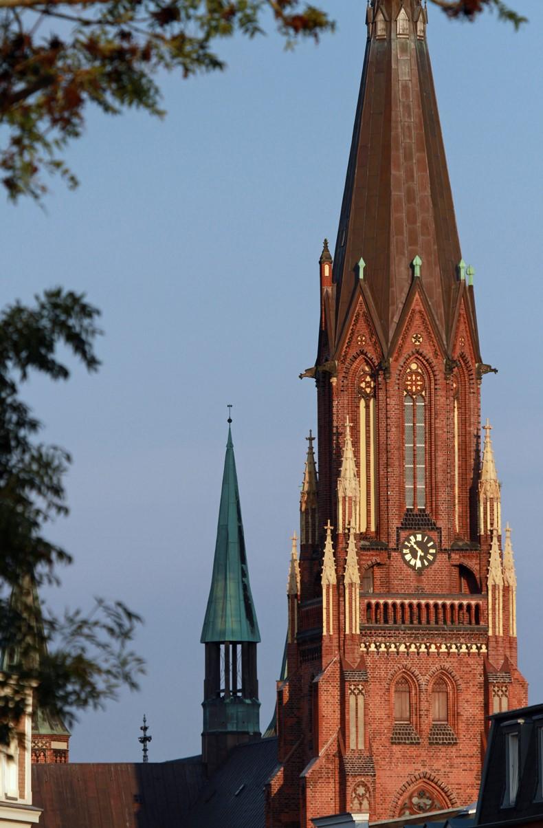 Schwerin Kirche